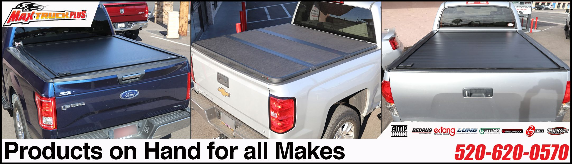 Truck Covers In Tucson Arizona