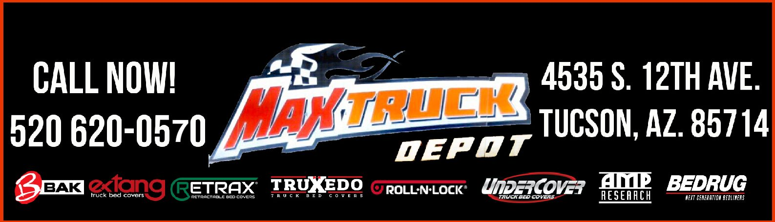 Max Truck Page